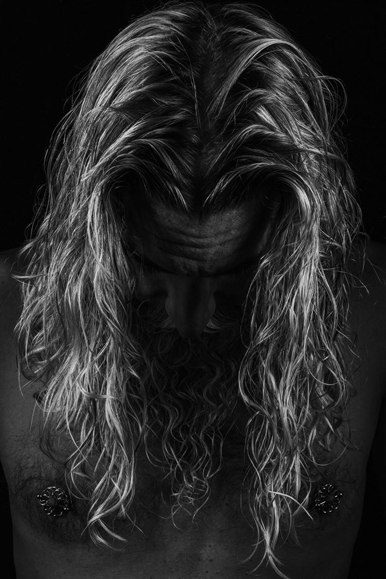 Photographer: Chad Perry Studio - darkbeautymag   ello