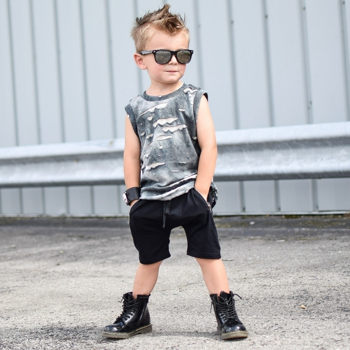 Lookin Rad - kidfashion, kidstyle - action_jaxon14 | ello