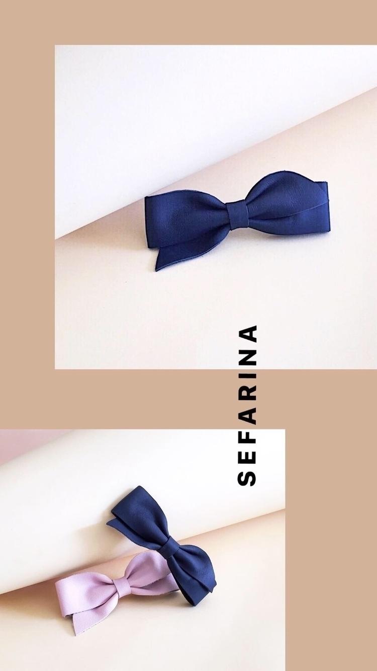 Sefarina bow | signature design - mischaastoria | ello