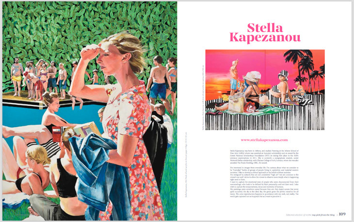 selected international print Su - stellakapezanou | ello