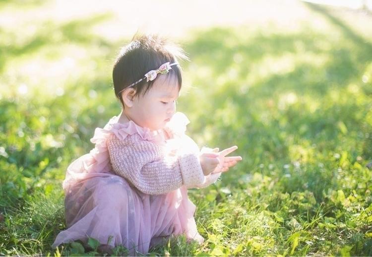 Vintage baby :heart:️ love flor - shineandyayacutielo | ello