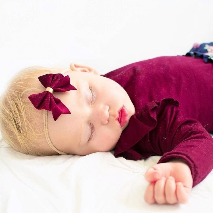 sweet Gorgeous Aria wears Berry - misslylahco | ello