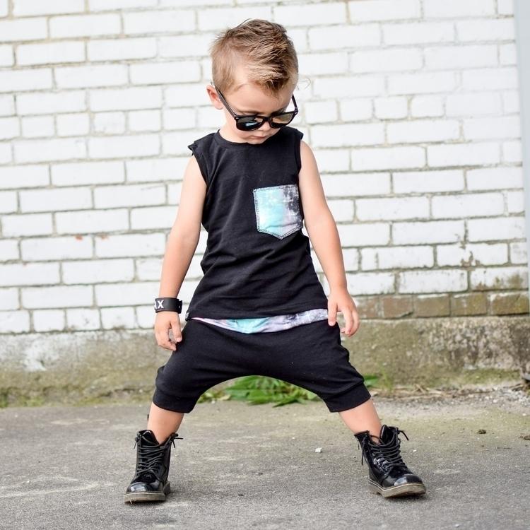 galaxy print  - fashion, kidfashion - action_jaxon14 | ello