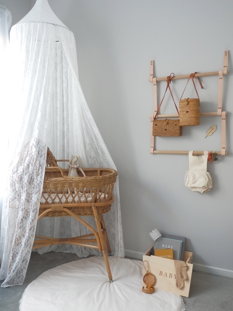 VINTAGE NURSERY gorgeous space  - theivoryfawn | ello