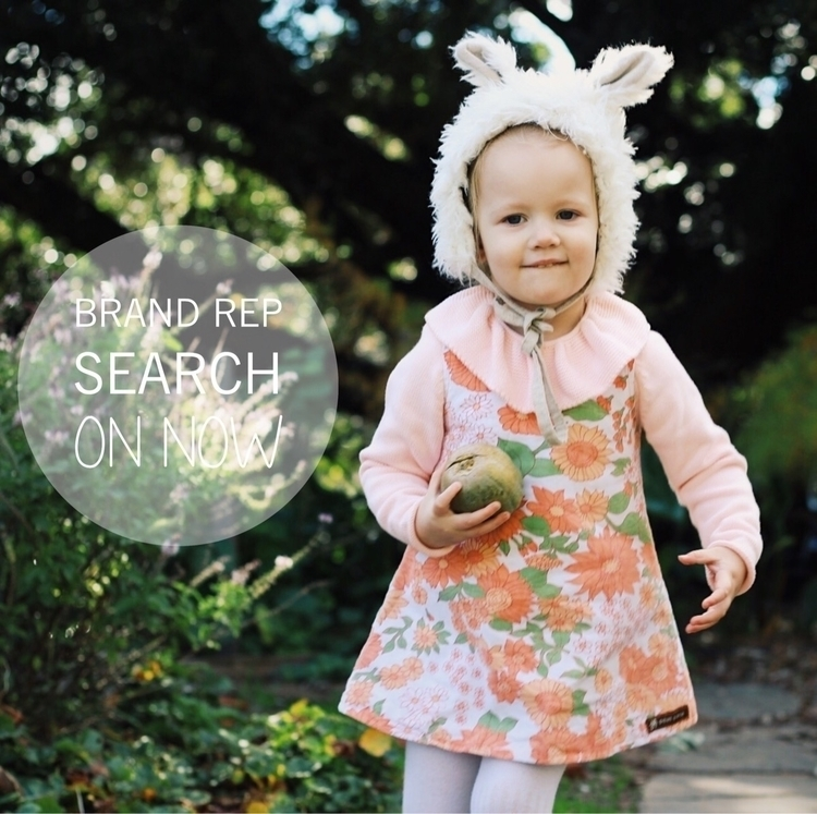 Brand rep search Instagram - australianbrandrep - littlemeadow | ello