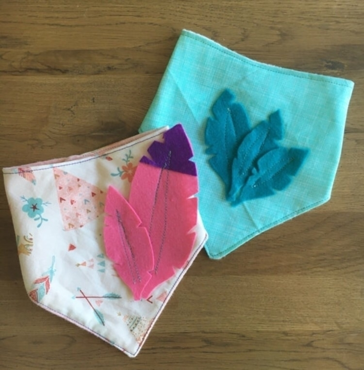 Beautiful Boho Dribble bibs, dr - blueberrybubs | ello
