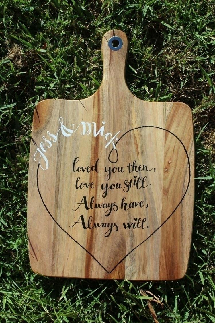 Love - handmade, handmadegifts, homedecor - scriptedlove | ello
