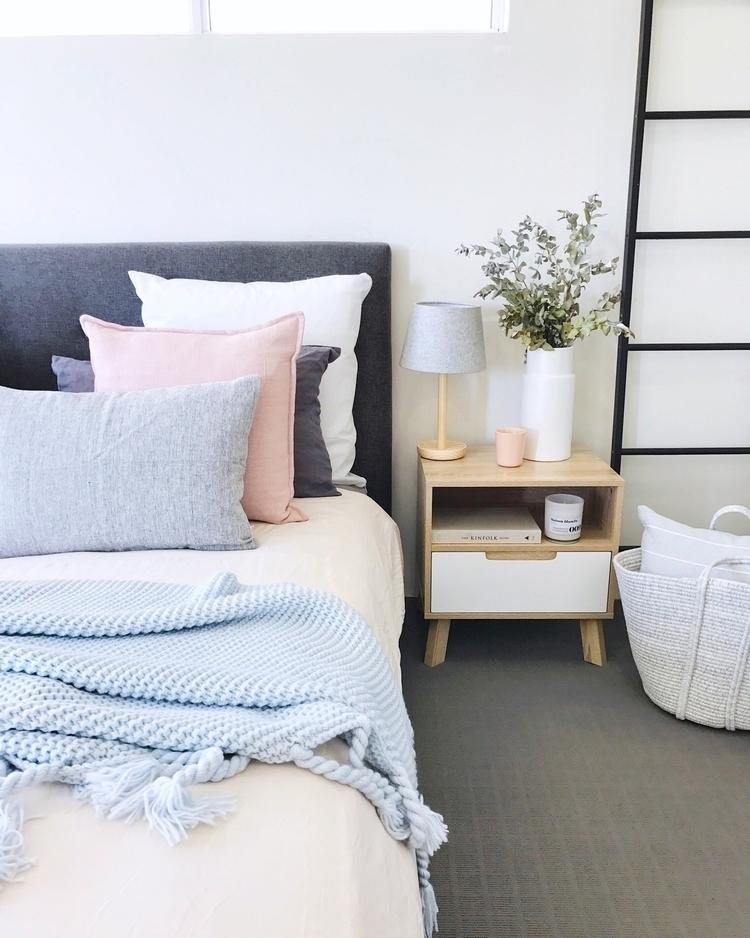 BEDROOM STYLING  - interiordeco - megcaris_interiors | ello