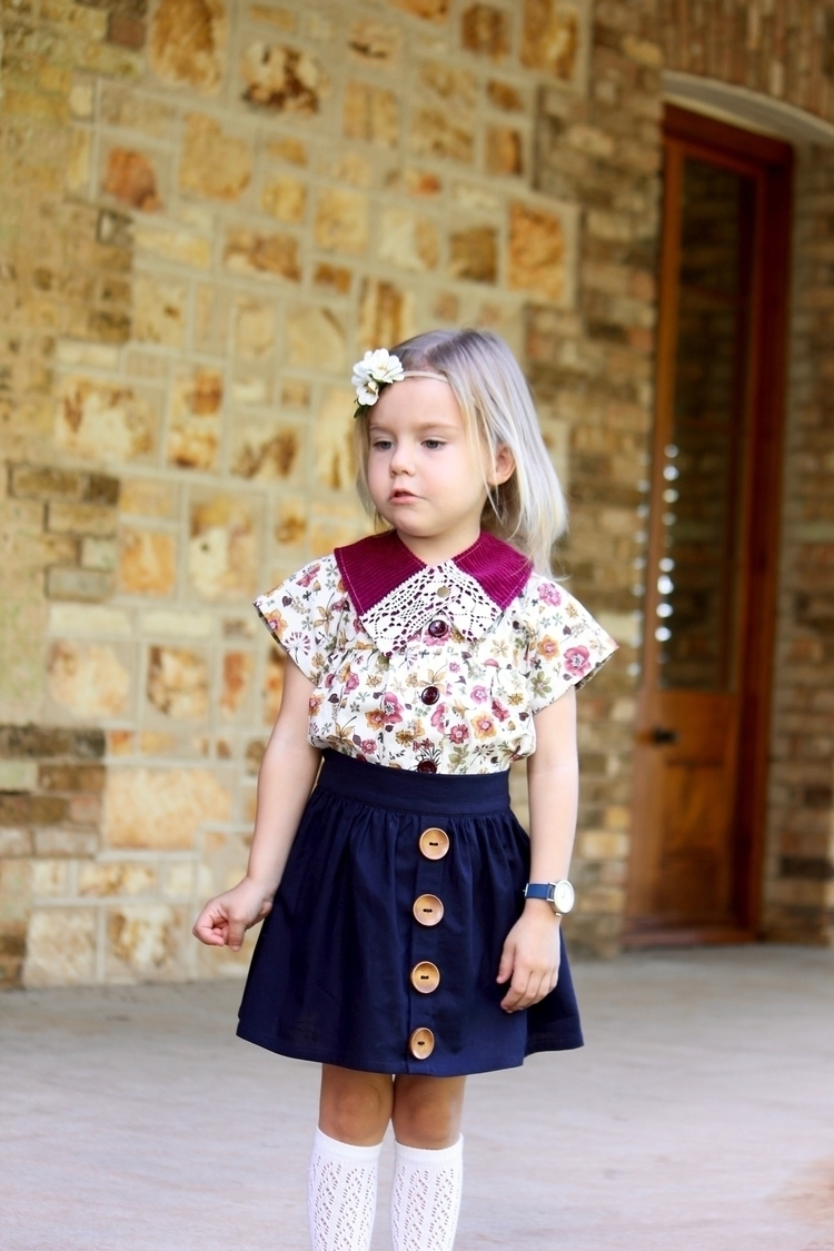 Loving outfit Skirt Watch Top C - ashlee_jordyn | ello