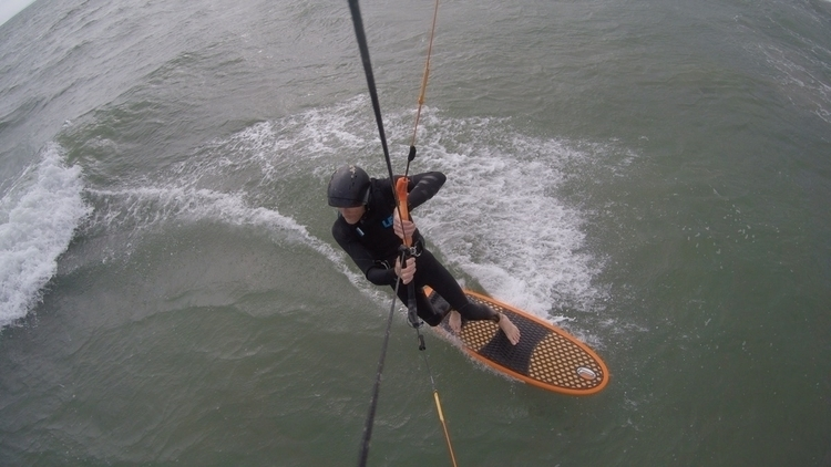 kitesurfing - oceanromeo | ello
