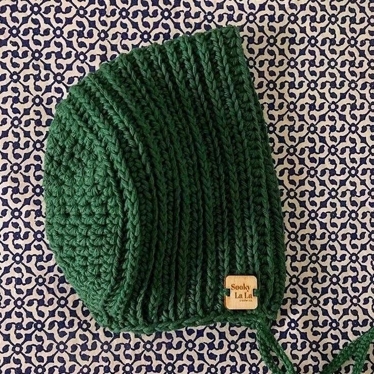 Andie baby bonnets ultimate squ - sookylalacrochetco | ello
