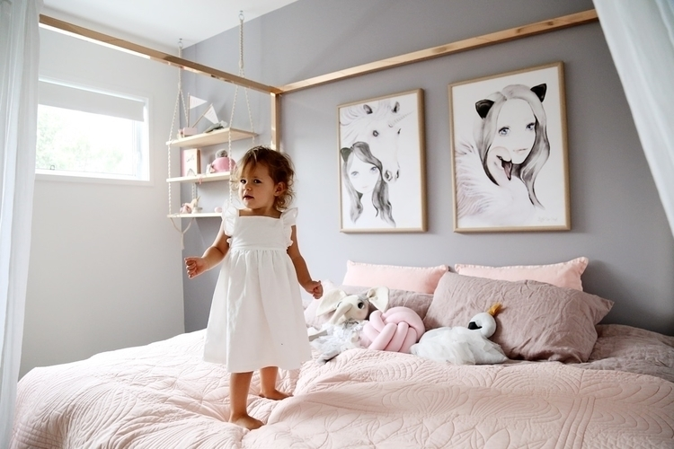 Odette Elody 50 70cm room Put m - littleraeprints | ello
