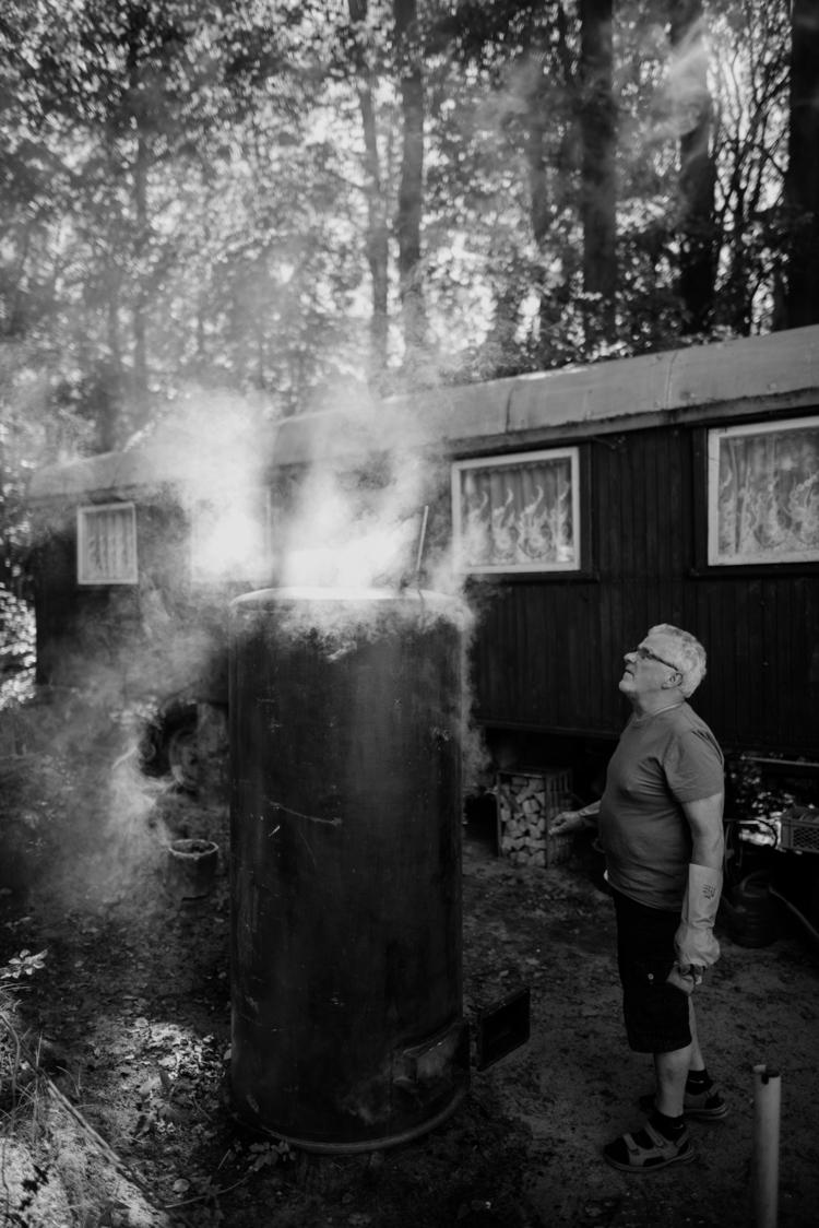 Trouts smoked smoker, Linow - trouts - peterrunkewitz | ello