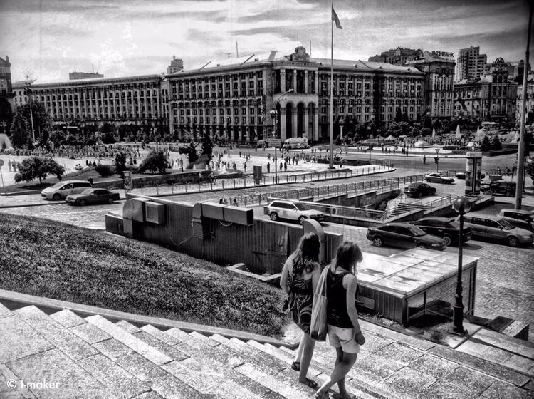 Kiev City Center 2011 | Flickr - t-maker | ello