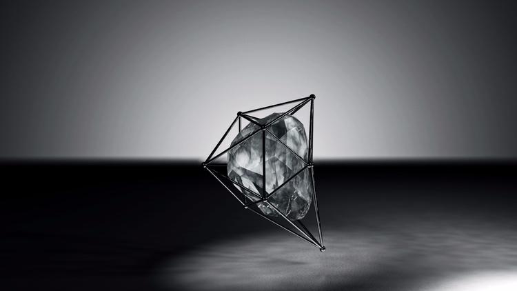 cinema4D, glass, abstrac, physical - kiraimane | ello