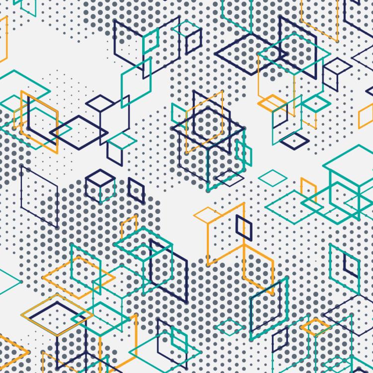 Geometric Shapes / 170625 art - processing - sasj   ello