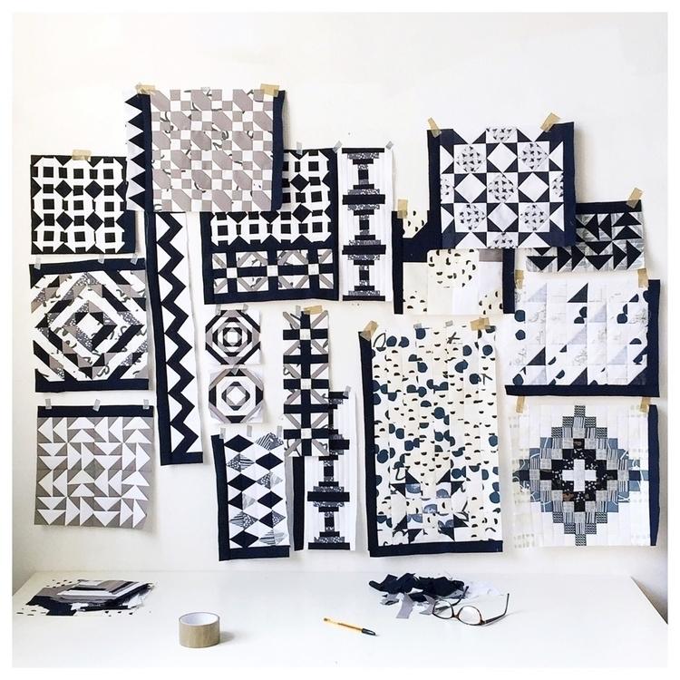 Quilts, prints Quilt prints. la - skinnymalinkyquilts | ello