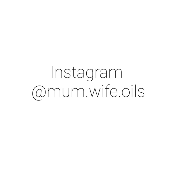 follow insta - mum-wife-oils | ello