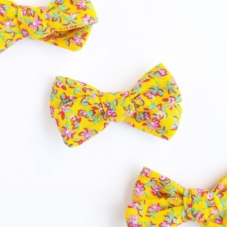 Summer Picnic. 24th - bows, bowshop - tinybowco | ello