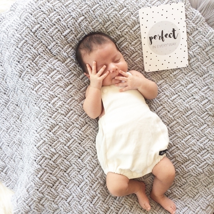 Gorgeous baby rompers - 'Snow'  - leviandevelyn   ello