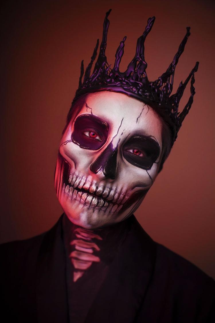 Photographer:NEWO Crown:Pendu - darkbeautymag | ello