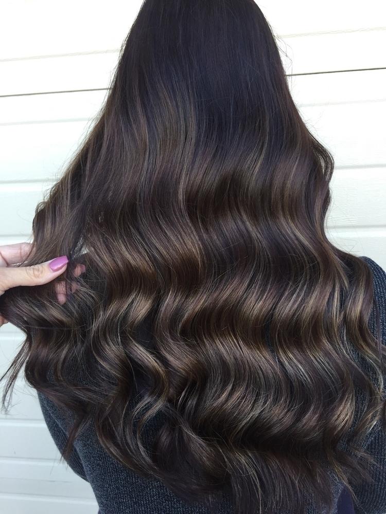 TONES:sparkles: babe darker pop - rachaelfisher_hairstylist | ello