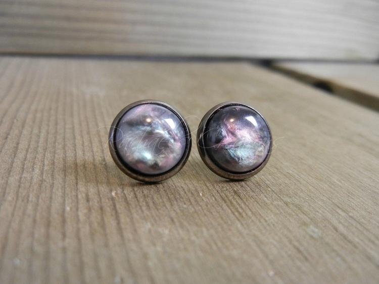 Northern lights earrings stock - rachaelscreations | ello