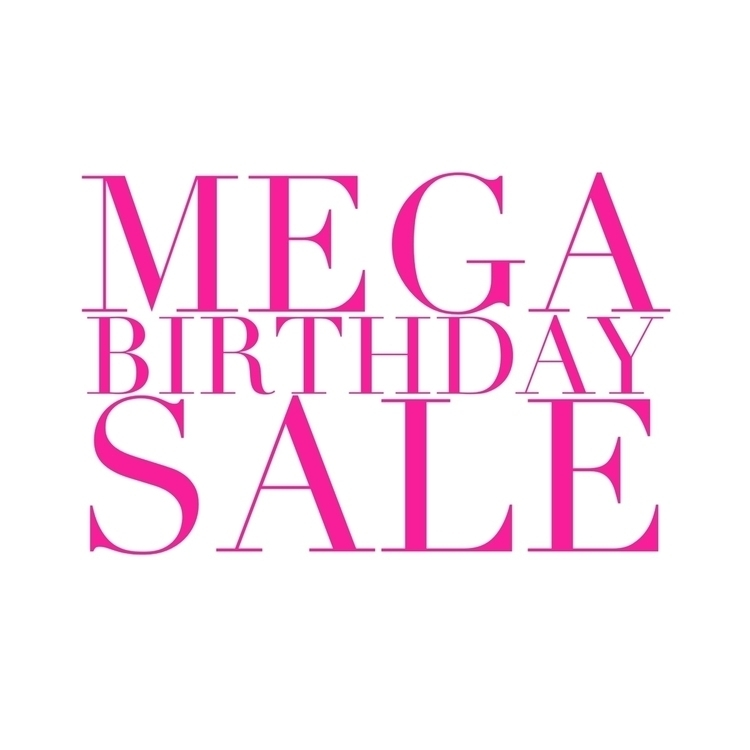 birthday today!! celebrate HUGE - zaradeeboutique | ello