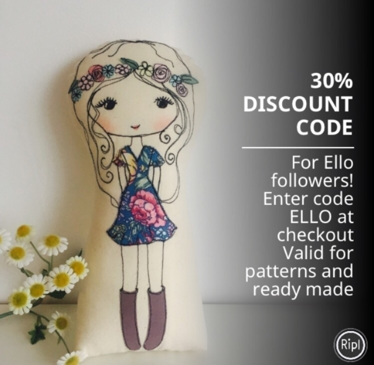 followers, offering 30% discoun - sweet_calico | ello