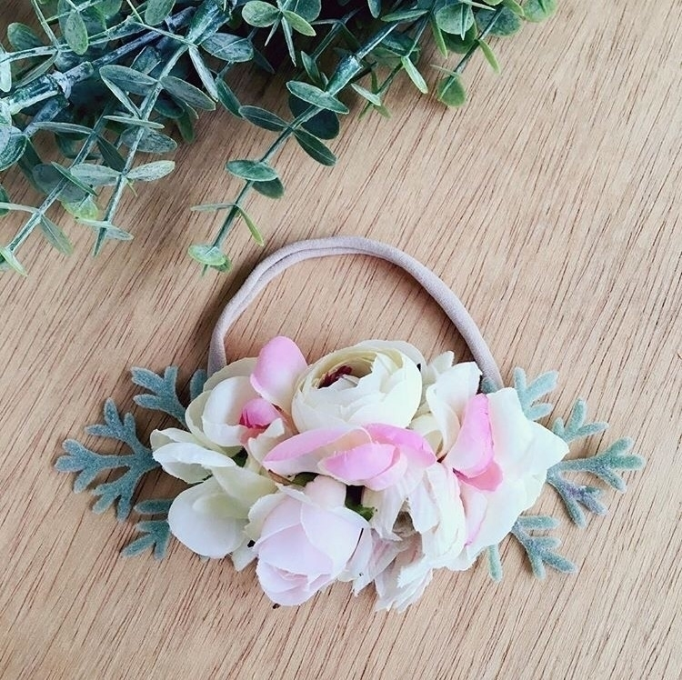 Handmade flower crowns occasion - crownedandco | ello