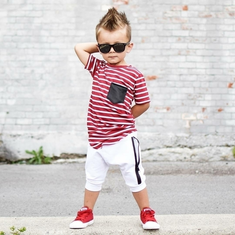 outfit point! tee pants  - fashion - action_jaxon14 | ello