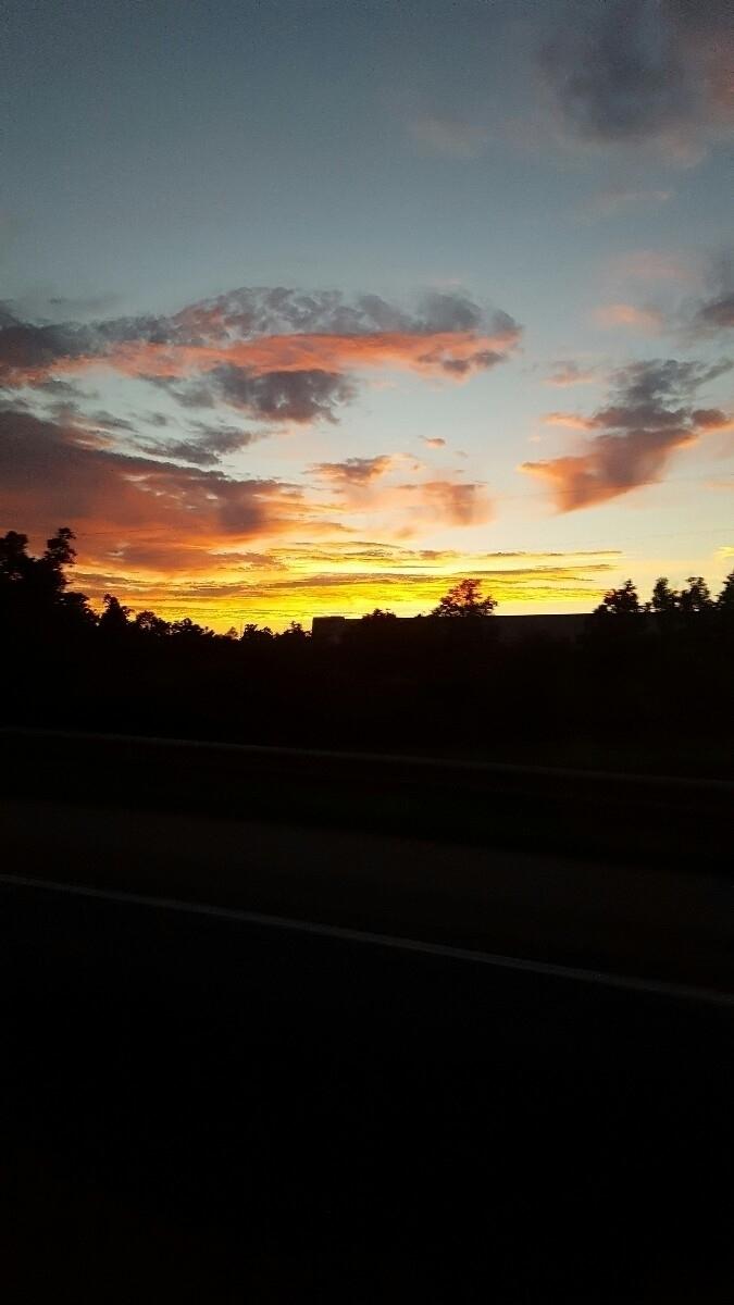 love sunsets. beginning - lifecycle - blackcatandthemoon | ello