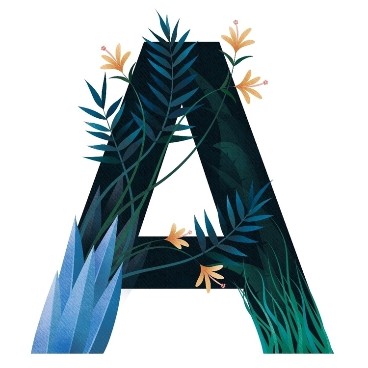 Www.commonwild.com.au Jungle - illustrationartists - commonwild | ello