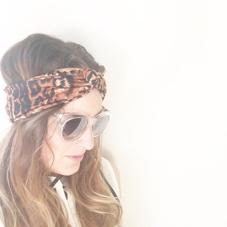Classic | leopard style? - thou - topknotgirl | ello