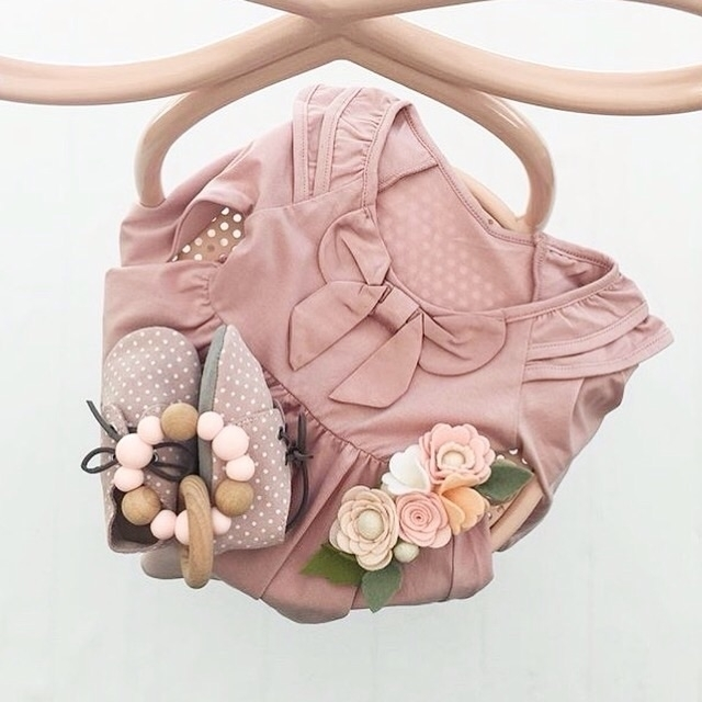 dusty pinks pink suede spot oxf - justray_baby | ello