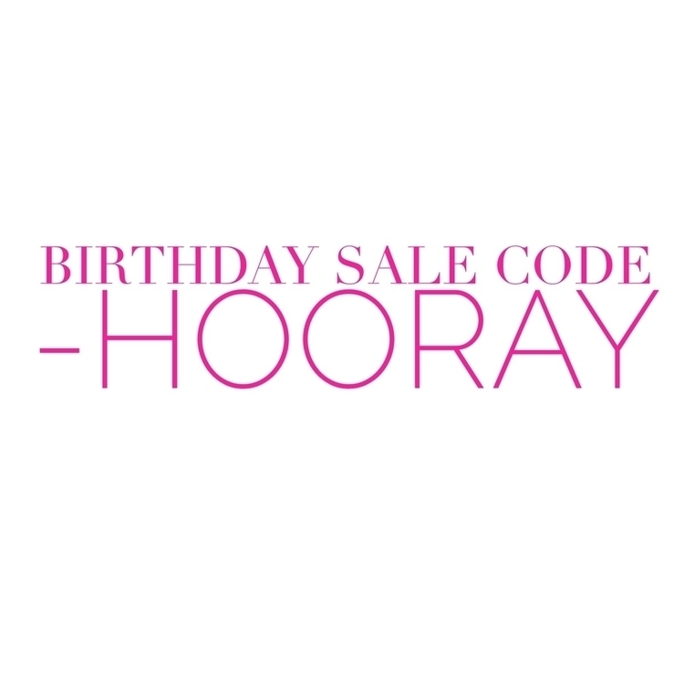 50% | HOUR . Code: HOORAY Ends  - zaradeeboutique | ello