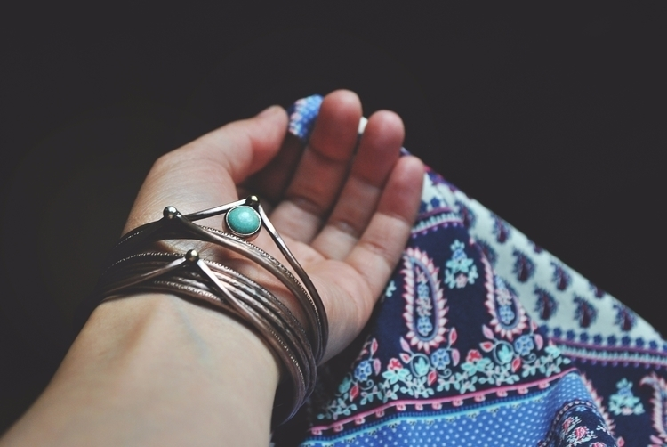 Set ten copper bangle bracelets - twistedjewelry | ello