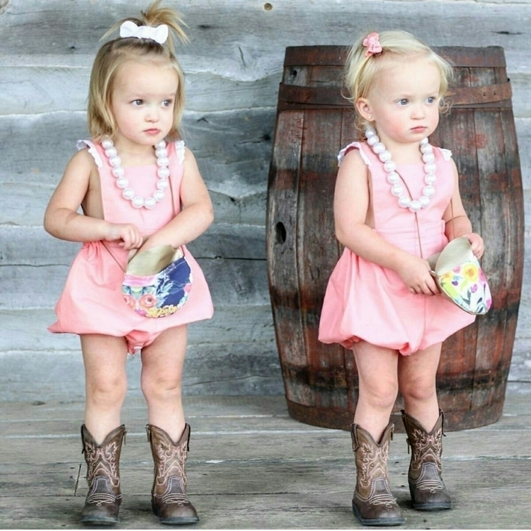love beauties solid rompers - twins - everettavenue | ello