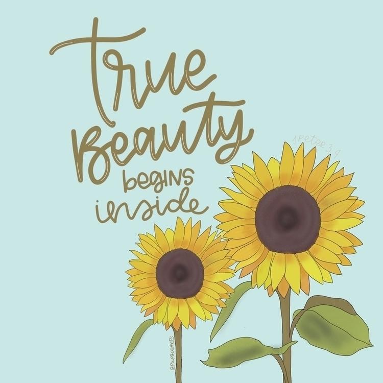 Sunflower lover - sunflower, beauty - pupocoarts | ello