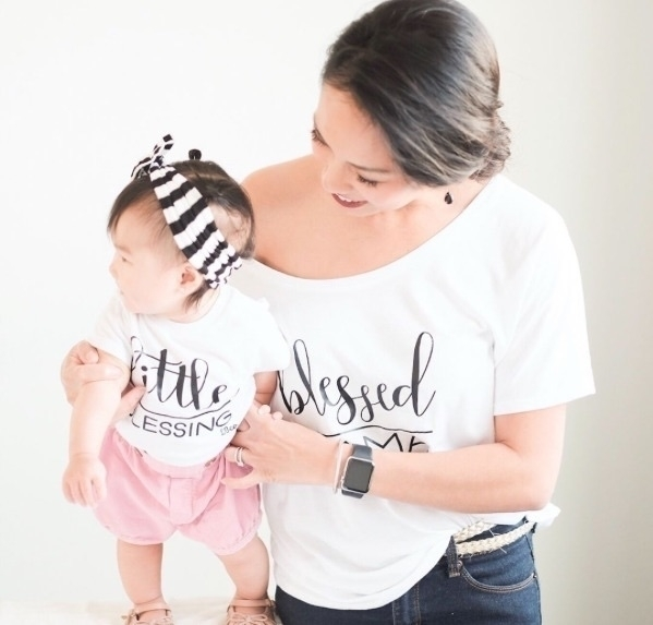 Ladies wide-neck slouchy tees a - littleblessingco   ello