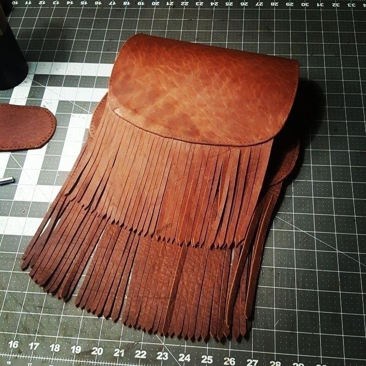 Bohemian bag, 10 hours prep, re - thebuckingmare | ello