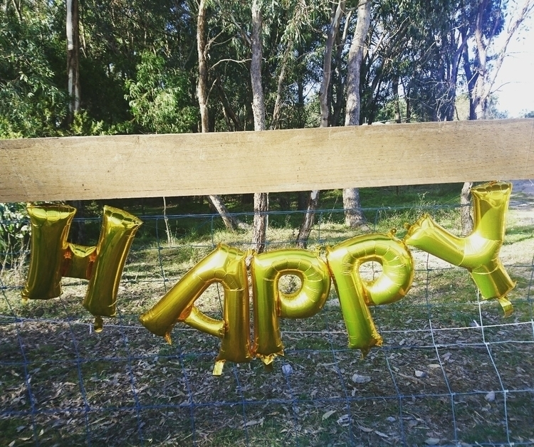 Happy feelings Ello - happy, gold - el15ew | ello