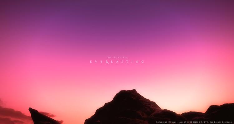 everlasting 紅玉海 より - FF14, FFXIV - flcvs | ello