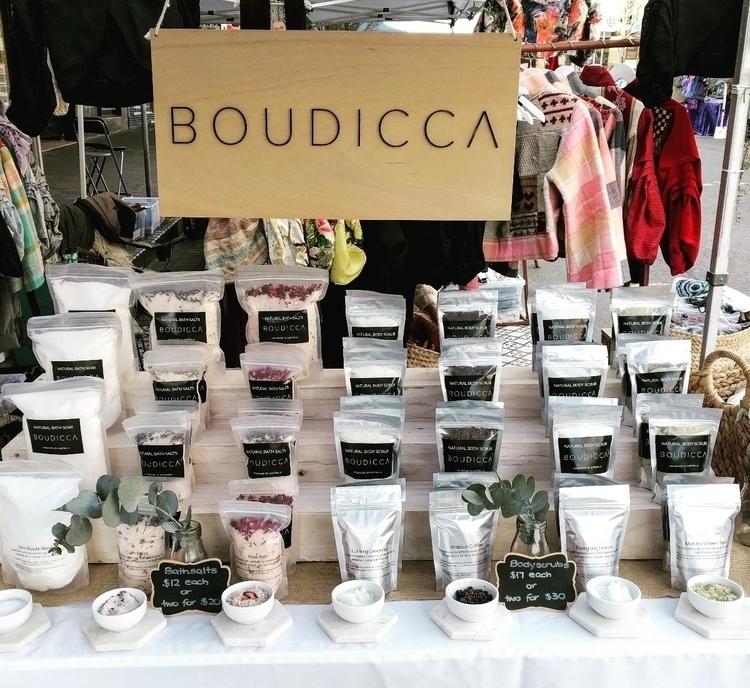 Boudicca scrub salt range cater - boudicca___ | ello