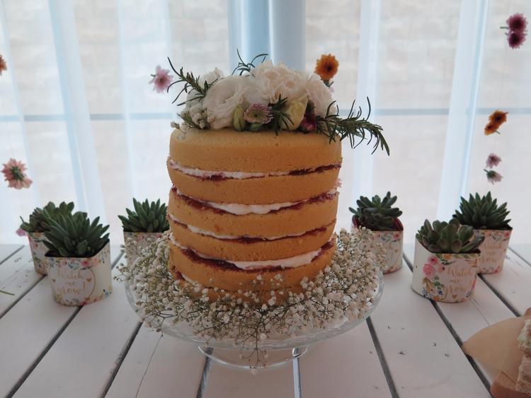 birthday cake.... pictured head - me_and_mine   ello