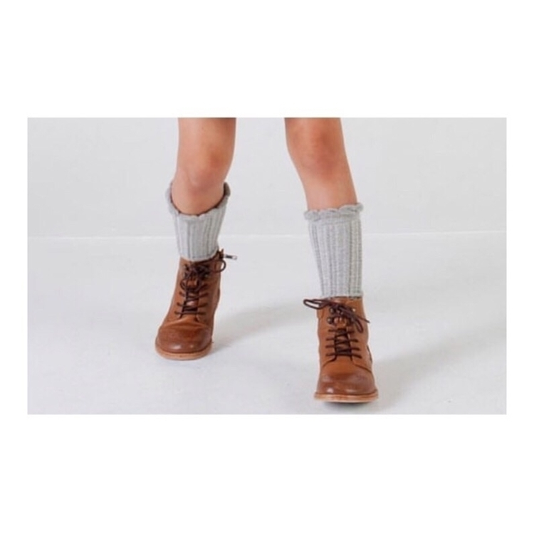 Socks fav .. Super cute boots  - haloandhorns | ello