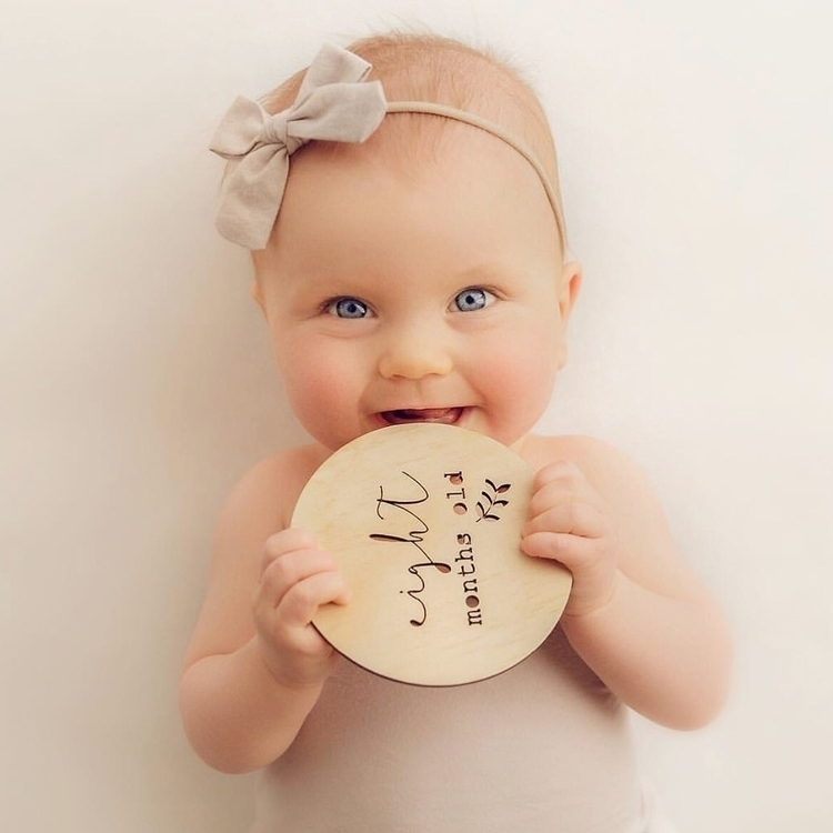 Soooooo cuteness Baby Blake 8 M - mae_and_rae | ello