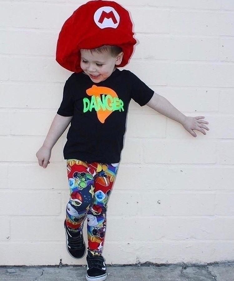 Loooove Mario headpiece Seth ki - orchidrosedesigns | ello