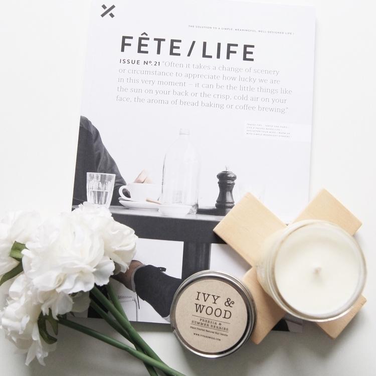 Coffee table essentials - ourdandylife | ello