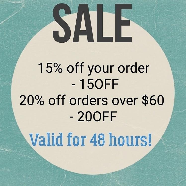 sale! 20% spend $60 Shop hartne - hartneyave | ello